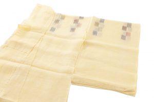 中島三枝子作 宮古上布着物のサブ1画像