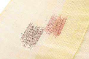 中島三枝子作 宮古上布着物地のサブ5画像