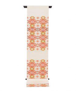 龍村平蔵製 袋帯「乾隆蜀紅錦」のメイン画像