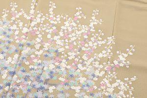百貫華峰作 本加賀友禅色留袖のサブ4画像