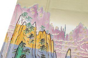 中町博志作 本加賀友禅色留袖のサブ2画像
