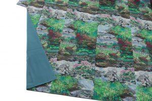 恵大島紬織物製 大島紬「兼六園の風景」のサブ3画像
