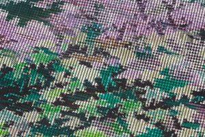 恵大島紬織物製 大島紬「兼六園の風景」のサブ5画像