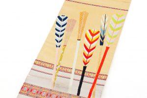 龍村平蔵製 袋帯「大祝矢」のサブ1画像
