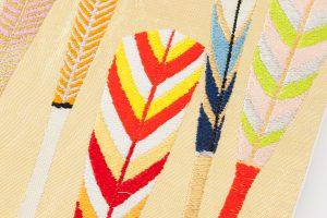 龍村平蔵製 袋帯「大祝矢」のサブ2画像