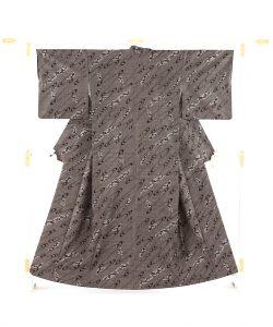 大島紬 着物「鯉」のメイン画像