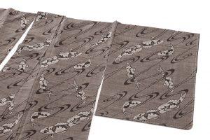 大島紬 着物「鯉」のサブ1画像