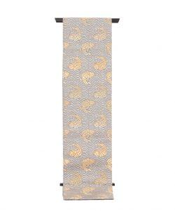 龍村平蔵製 袋帯「名物荒磯錦」のメイン画像