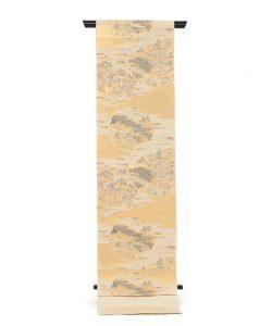 川島織物製 本金箔袋帯のメイン画像