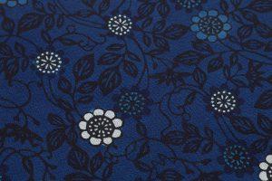 本紅型藍型小紋のサブ5画像