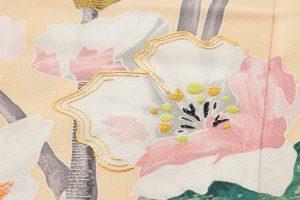 東京染匠繍大彦製 訪問着のサブ6画像