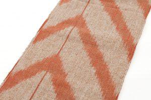 出羽の織座製 手織り八寸帯地のサブ2画像