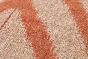 出羽の織座製 手織り八寸帯地のサブ3画像