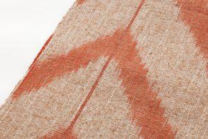出羽の織座製 手織り八寸帯地のサブ4画像
