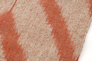 出羽の織座製 手織り八寸帯地のサブ5画像
