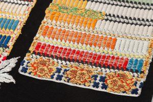 龍村平蔵製 袋帯「威毛錦」のサブ3画像