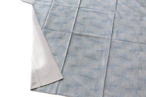 綾の手紬染織工房製 秋山眞和作 綾の手紬着物のサブ3画像