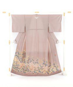 百貫華峰作 本加賀友禅色留袖のメイン画像