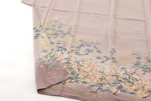 百貫華峰作 本加賀友禅色留袖のサブ2画像
