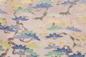 百貫華峰作 本加賀友禅色留袖のサブ5画像