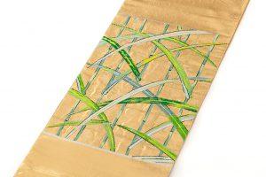 龍村平蔵製 袋帯「国宝葭之図」のサブ1画像