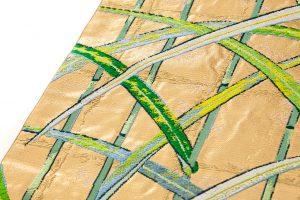 龍村平蔵製 袋帯「国宝葭之図」のサブ2画像