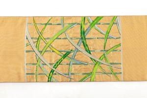龍村平蔵製 袋帯「国宝葭之図」のサブ4画像
