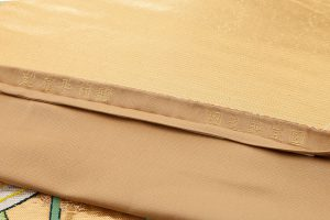 龍村平蔵製 袋帯「国宝葭之図」のサブ5画像
