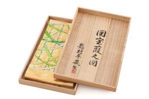 龍村平蔵製 袋帯「国宝葭之図」のサブ6画像
