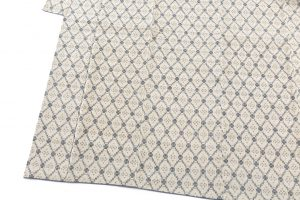 琉球美絣 綿着物のサブ2画像