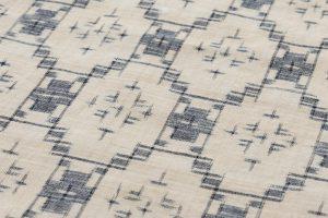 琉球美絣 綿着物のサブ5画像