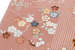 縮緬地刺繍名古屋帯のサブ3画像