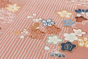 縮緬地刺繍名古屋帯のサブ4画像