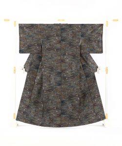 大島紬着物のメイン画像