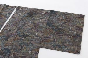 大島紬着物のサブ1画像
