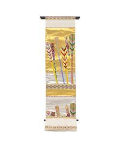 龍村光翔製 袋帯「大祝矢」のメイン画像