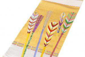龍村光翔製 袋帯「大祝矢」のサブ1画像