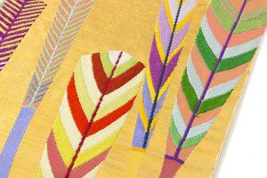 龍村光翔製 袋帯「大祝矢」のサブ2画像