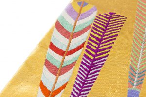 龍村光翔製 袋帯「大祝矢」のサブ3画像