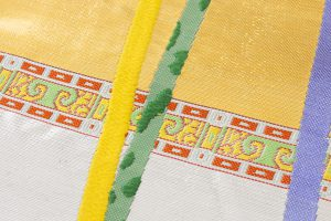 龍村光翔製 袋帯「大祝矢」のサブ4画像