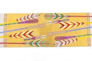 龍村光翔製 袋帯「大祝矢」のサブ5画像