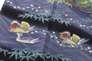 毎田健治作 本加賀友禅留袖のサブ3画像