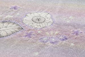 初代久保田一竹作 訪問着「彩嶺」のサブ6画像