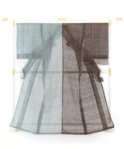 宮古上布 着物のメイン画像