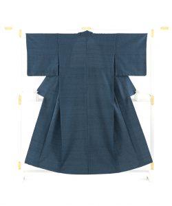 ざざんざ織 着物のメイン画像