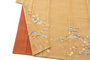 東京染繍大彦製 色留袖のサブ2画像