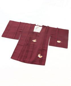 志ま亀製 道行コートのメイン画像