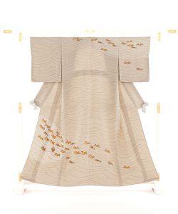 田島比呂子作 単衣訪問着のメイン画像