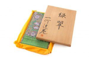 初代久保田一竹 袋帯のサブ1画像