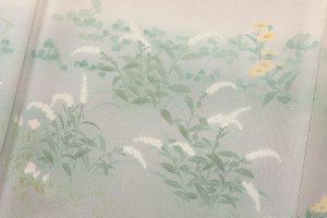 初代由水十久作 本加賀友禅色留袖のサブ5画像